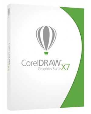 CDGSX7ENDBMD - Corel - Draw X7 Full Ingles