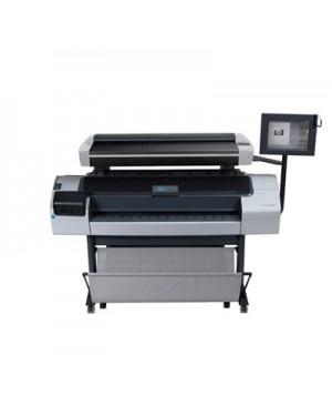 CQ653A - HP - Impressora multifuncional DeskJet T1200 HD Multifunction Printer jato de tinta colorida 13 ppm A0 com rede
