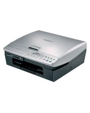 DCP-117C - Brother - Impressora multifuncional jato de tinta colorida 20 ppm A4
