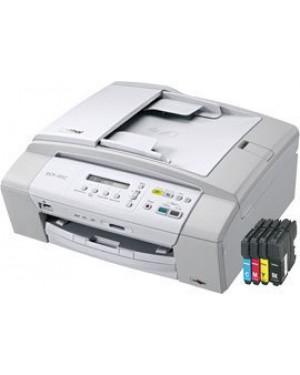 DCP-185C - Brother - Impressora multifuncional jato de tinta colorida 30 ppm A4
