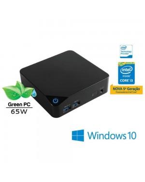 C50154120W - MSI - Desktop Ultratop Cubi I3-5015U 4GB 120GB SSD W10