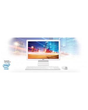 22V240-L.BK21P1 - LG - Desktop 22V240 Intel Quad Core