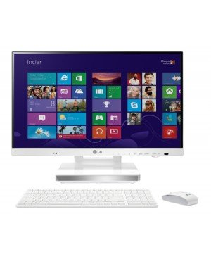 V320-M.BK31P1 - LG - Desktop All-IN-One 23 V320