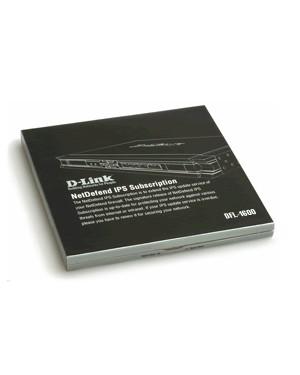 DFL1600IPS12 - D-Link - Software/Licença  licença/upgrade de software