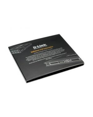 DFL1660AV12 - D-Link - Software/Licença DFL-1660 1YR AV Update