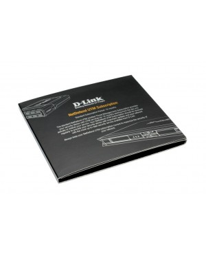 DFL260WCF12 - D-Link - Software/Licença  licença/upgrade de software