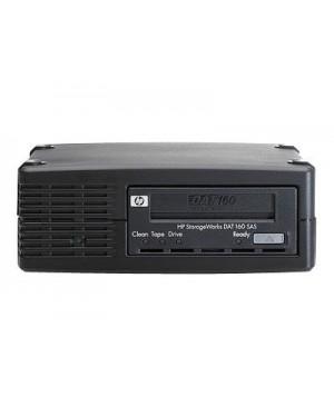 Q1588B_S - HP - Drive externo DAT 160 SAS StoreEver Q1588B