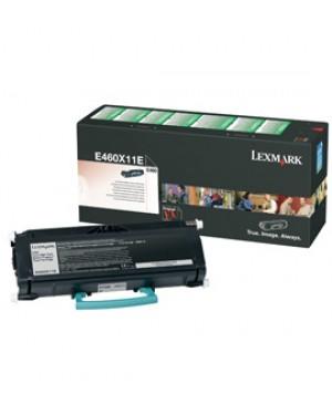 E460X11L - Lexmark - Toner E460 preto