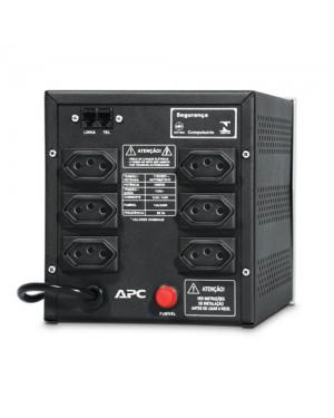 9100700022 - APC - Estabilizador Sol 2000 Bivolt Microsol