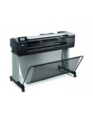 F9A30A#B1K - HP - Impressora plotter Designjet T830 36-in 82 pph A1 com rede sem fio