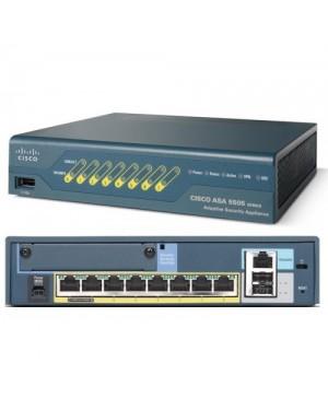 ASA5505-50-BUN-K8 - Cisco - Firewall de Rede ASA 5500
