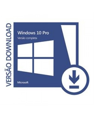 FQC-09131 - Microsoft - Windows 10 Pro 32/64 Download