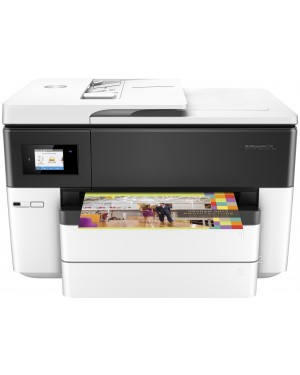 G5J38A - HP - Impressora multifuncional OfficeJet Pro 7740 Wide Format jato de tinta colorida 22 ppm A3 com rede sem fio