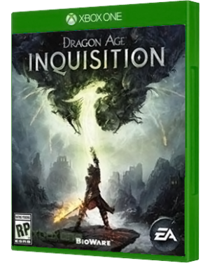 EA7795ON - Outros - Game Dragon Age Inquisition Xbox One Electronic