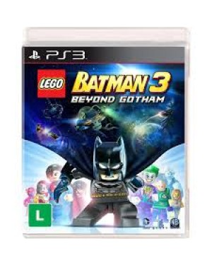 WGY0214XN - Warner - Game Lego Batman 3 X360
