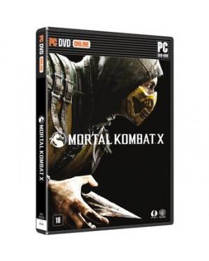 WG0957PN - Outros - Game Mortal Kombat X PC Warner