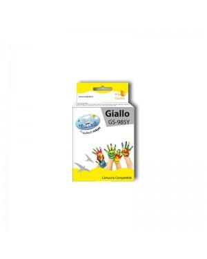 GS-985Y - Vultech - Cartucho de tinta amarelo MFC J220 J265W J410 J415W J615W DCP J125 J315W J515W