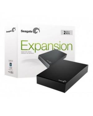 STBV2000200 I - Seagate - HD Externo 2TB Expansion com Fonte de Alimentação Padrão Tomada Brasileira
