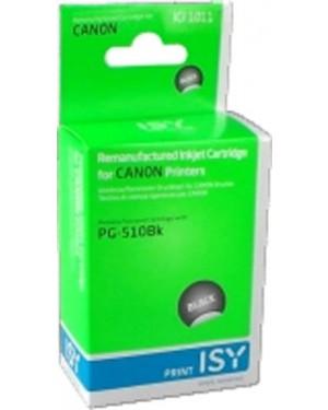 ICI 1011 - ISY - Cartucho de tinta preto Canon Pixma MP240 MP260