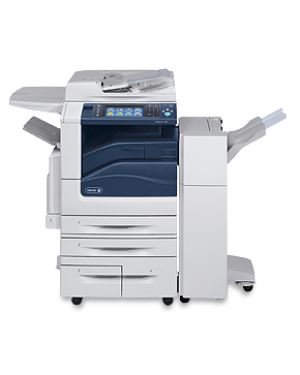 7855TMONO - Xerox - Impressora Multifuncional Laser Colorida 7855T