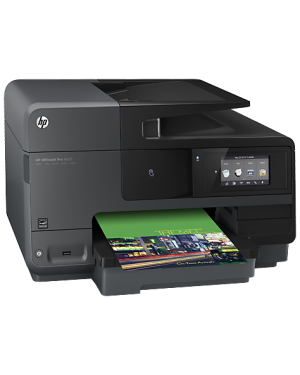 A7F65A#696 - HP - Impressora Multifuncional OfficeJet Pro 8620