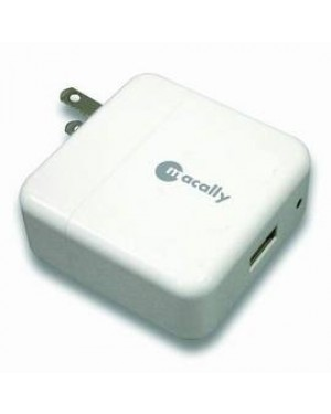 IP-A411 - Macally - USB AC Charger for iPod device