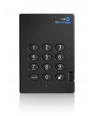 IS-DG-256-1000 - iStorage - HD externo USB 2.0 1000GB 5400RPM