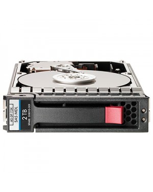 J9F48A - HP - Disco rígido HD MSA 1.2TB 12G SAS 10K SFF(2.5in) Dual Port Enterprise 3yr Warranty Hard Drive