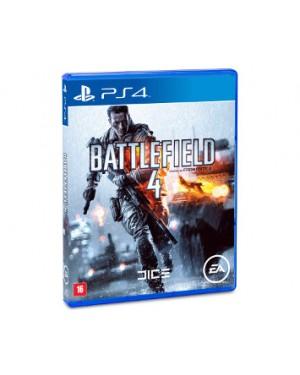 EA7913AN - Outros - Jogo Battlefield 4 PS4 Electronic Arts