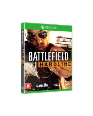 EA0742ON - Outros - Jogo Battlefield Hardline Xone Electronic Arts