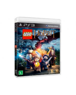 WGY3090BL - Warner - Jogo Bundle Lego Hobbit PS3