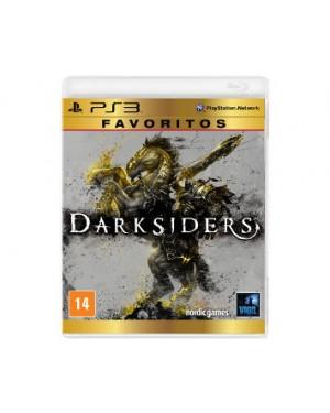 321425 - Sony - Jogo Darksiders PS3 Blu-Ray