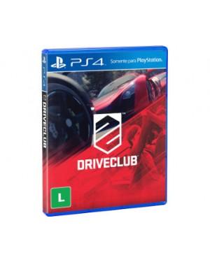 321820 - Sony - Jogo DriveClub PS4