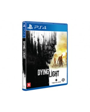 WG4827AN - Warner - Jogo Dying Light PS4