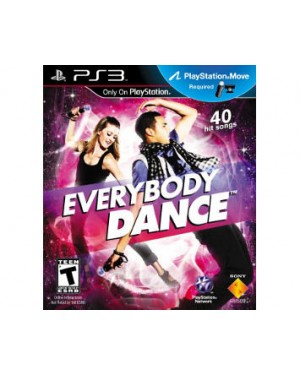 320441 - Sony - Jogo Everybody Dance 2 PS3