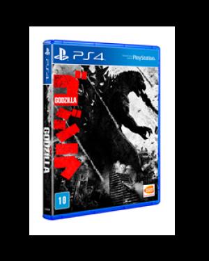 NB000115PS4 - Outros - Jogo Godzilla PS4 Namco Bandai