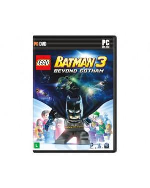 WGY0214PN - Warner - Jogo Lego Batman 3 PC