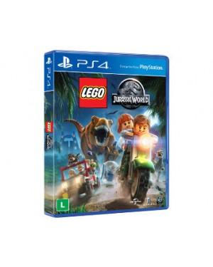 WGY2410AN - Warner - Jogo Lego Jurassic World PS4