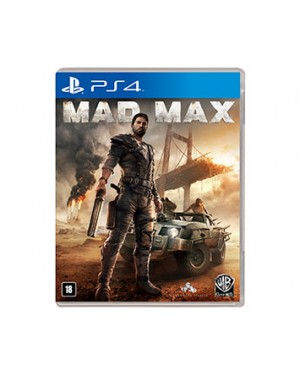 WG5297AN - Warner - Jogo MAD MAX PS4