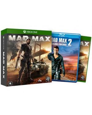 WG5297OB - Warner - Jogo Mad Max Xone + Filme