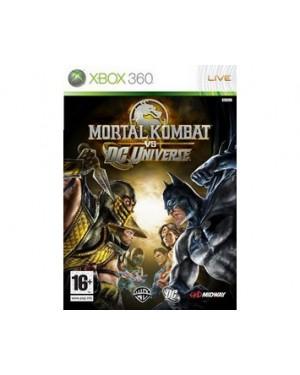 WGY38743X - Warner - Jogo Mortal Kimbat VS. DC Universe X360