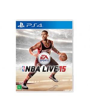 EA4565AN - Outros - Jogo NBA 15 PS4 Electronic Arts