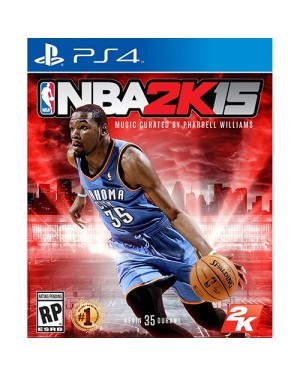 TT000117PS4 - Sony - Jogo NBA 2k15 PS4