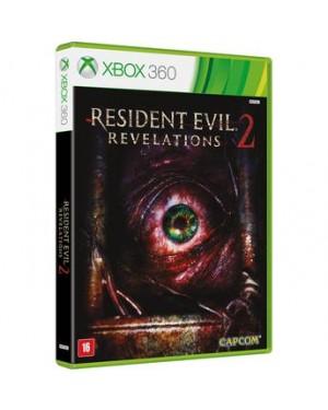 CP6987XN - Outros - Jogo Resident Evil Revelations 2 para Xbox 360 Capcom