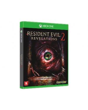 CP6987ON - Outros - Jogo Resident Evil Revelations 2 Xone Capcom