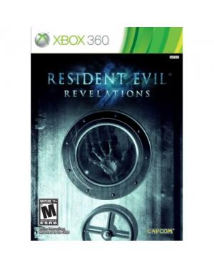 CP2426XN. - Outros - Jogo Resident Evil Revelations Xbox 360 Capcom