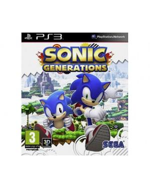 321421 - Sony - Jogo Sonic Generations PS3