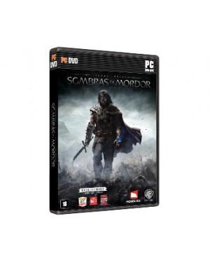 WG1653PN - Warner - Jogo Terra Média Sombras de Mordor PC