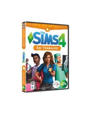 EA7457PN - Outros - Jogo The Sims 4 ao Trabalho PC Electronic Arts