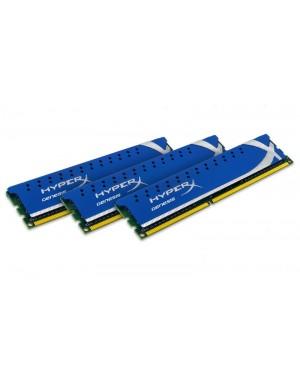 KHX1600C9D3K3/12GX - Outros - Memoria RAM 512Mx64 12288MB PC-12800 1600MHz 1.65V